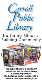 Carroll Public Library brochure