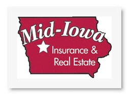 Mid-Iowa Insurance & Real Estate logo